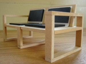F工作所 椅子1