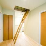 M-4邸 はしご
