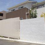 家や庭のプライベート空間を周りの視線から守る!目隠しフェンス施工事例