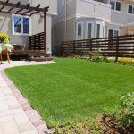 人工芝の庭が素敵!メリット・施工例