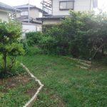 庭・ガーデンリフォームで雑草対策