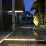 夜明るい家!照明の施工実例