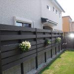 プライベートを守る!フェンスの施工実例