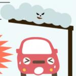 【動画あり】積雪によるカーポート倒壊にお気をつけください!!